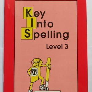 Key into Spelling Level 3