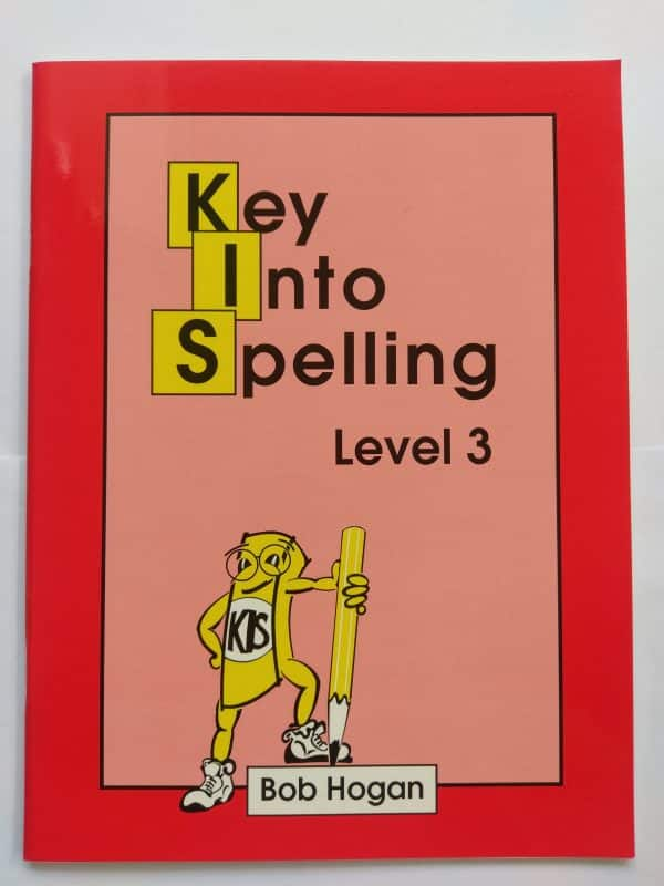 Key into Spelling Level 3