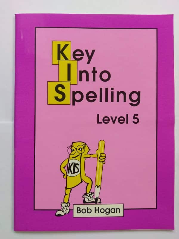 key into spelling level 5