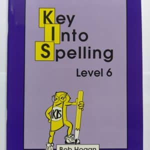 key-into-spelling-level-6