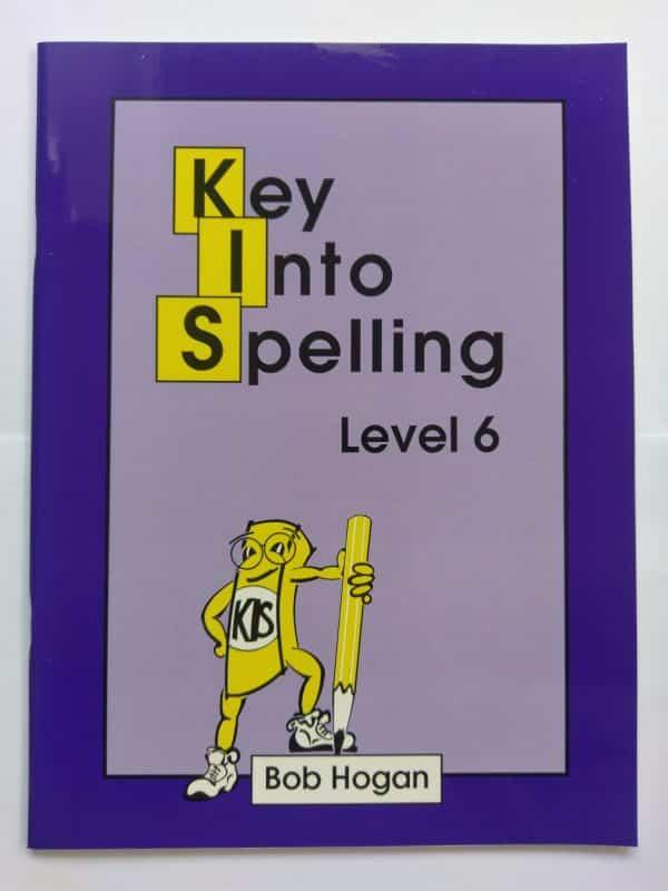 key-into-spelling-level-6