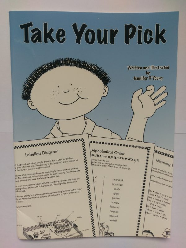 Take Your Pick (Task Card Games)