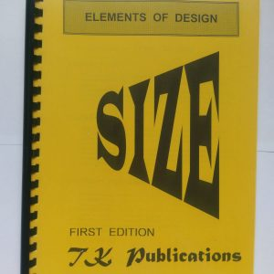 Elements of Design- Size by TK Publications