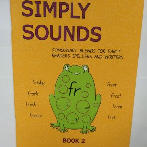 Simply Sounds Book 2 - Consonant Blend