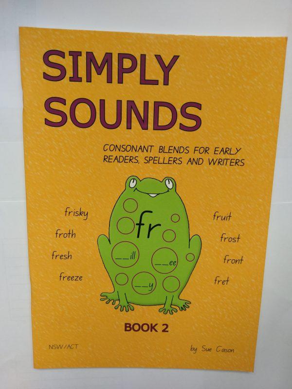Simply Sounds Book 2 - Consonant Blend