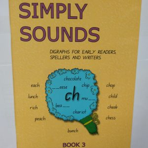 Simply Sounds Book 3 - Digraphs
