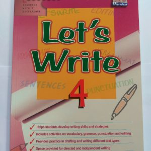let's write book 4