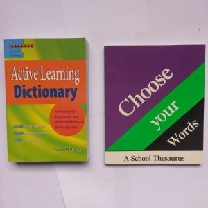 Active Learning Dictionary & School Thesaurus
