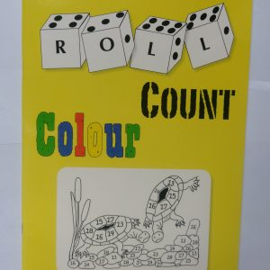 Roll, Count, Colour (K-2)