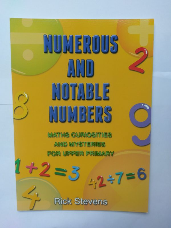 Numerous and Notable Numbers (Yr 5-6)