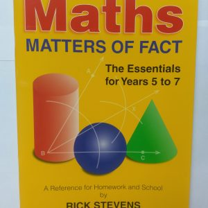 Maths Matter of Facts (Yr 5-7)