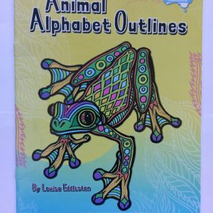 Animal Alphabet Outlines
