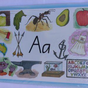 Australian Alphabet Activity Cards
