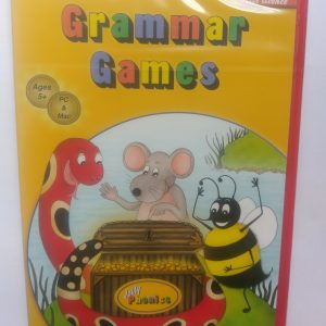 Jolly Phonics Grammar Games CD (site licence)