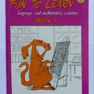 Fun to Learn (Language and Maths) Book 1