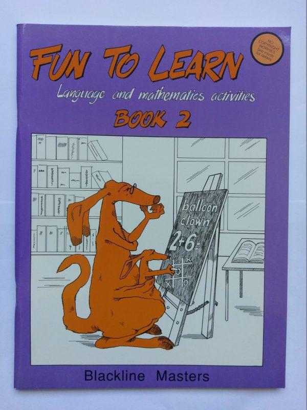 Fun to Learn (Language and Maths) Book 2