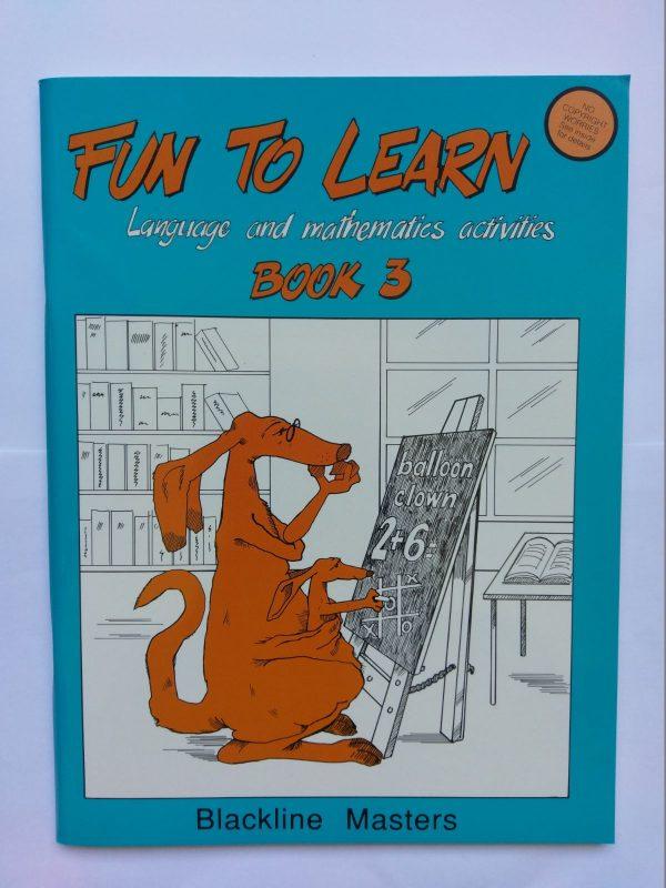 Fun to Learn (Language and Maths) Book 3