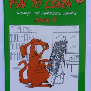 Fun to Learn (Language and Maths) Book 4