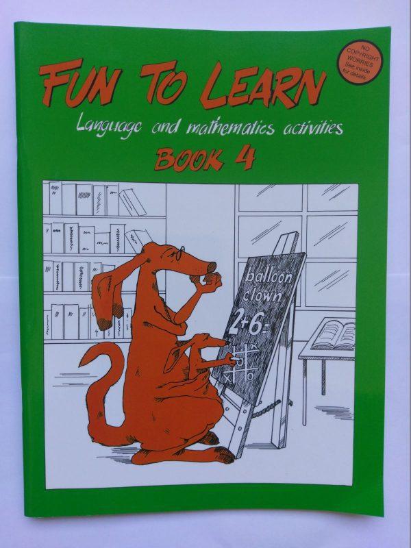 Fun to Learn (Language and Maths) Book 4