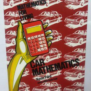 Maths for the Living Car Mathematics Yr 7-8